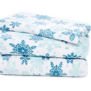 Fleece Sheet Set - Warm, Soft & Durable